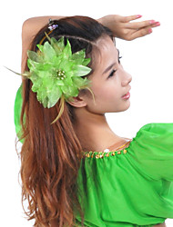 cheap -Dance Accessories Headpieces Women's Training Polyester Elegant Style