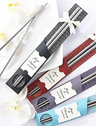 Wedding and Home Use Stainless Steel Chopsticks