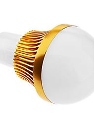 Недорогие -SENCART 1шт 6 W 540 lm GU10 Круглые LED лампы A60(A19) 12 Светодиодные бусины SMD 5730 Тёплый белый 85-265 V