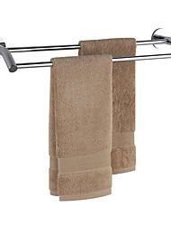 billige -Håndklædestang Moderne Messing 1 stk - Hotel bad 2-tårn bar / Dobbelt