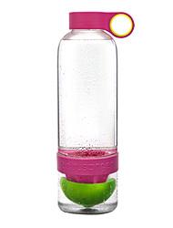Недорогие -Бутылка для воды с функцией соковыжималки