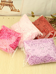 Wedding Décor Confetti For Decoration / Filling Favor Boxes (More Colors)