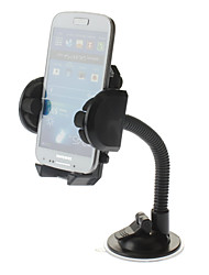 cheap -Car iPhone 5S / iPhone 5 / iPhone 4/4S Mount Stand Holder Adjustable Stand iPhone 5S / iPhone 5 / iPhone 4/4S Plastic Holder