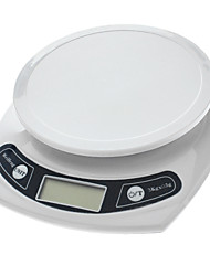 "cheap -1.7"" LCD Digital Kitchen Scale (7kg Max/1g Resolution)"
