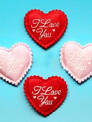 Недорогие -свадебные украшения Декор сердце / DIY аксессуары - набор из 50 (больше цветов)