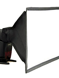 Softbox For Speedlight Flash 30X20cm Lambency Cover Diffuser Soft box