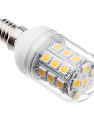 e14 led mais lichter t 30 smd 5050 410lm warmweiß 3000 karat ac 220-240 v