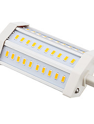 12W R7S LED Corn Lights T 30 SMD 5630 1100-1200 lm Warm White 3000 K AC 85-265 V