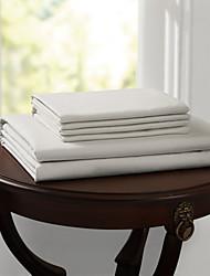 Solid Cotton Flat Sheet