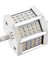 2w r7s levou luzes de milho 45 smd 3014 150-200lm branco quente 2700k ac 85-265v