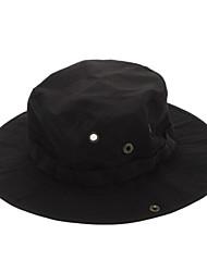 Ljetni šešir Kapa kape Bicikl Prozračnost Uniseks Crn Polyester