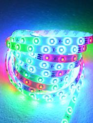 5M LED Streifen-Licht In 54 Lamp Beads mit Fernbedienung und Adapter
