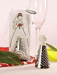 abordables -Mariage Enterrement de Vie de Jeune Fille Acier inoxydable Outils de cuisine Thème jardin Thème classique Thème de conte de fées