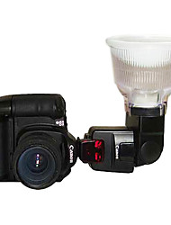 lambency flash diffuser p3 m / kuppeldækslet til Nikon SB26 / sb27 / sb28 / sony F56AM / sigma ef500