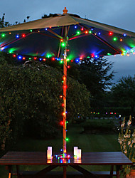 cheap -200-led 22m solar power multicolor fairy string light lamp xmas party wedding garden decor