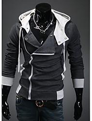 Styl coreano slim fit cappotto manica lunga da uomo Urun