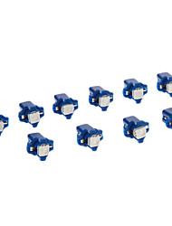 Недорогие -Автомобиль синий SMD 5050 6000 Лампа подсвета приборной доски Лампа освещения номерного знака Лампы сигнала поворота Стоп-сигналы
