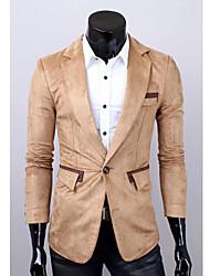 Недорогие -Мужчины причинная тонкий вскользь костюм