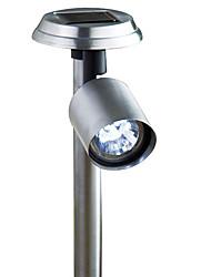 Недорогие -холодный белый свет вел сталь солнечный прожектор солнечное освещение высокое качество