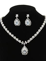 Gioielli Set Per donna Anniversario / Matrimonio / Fidanzamento / Compleanno / Regalo / Festa / Occasioni speciali Parure di gioielli