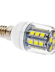 E14 LED Mais-Birnen T 27 SMD 5050 405 lm Kühles Weiß 6000 K V