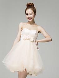 billige -YHZ kvinders elegante stropløs kjole l13791