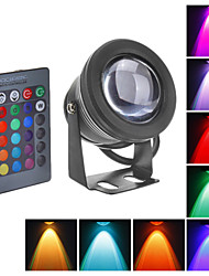 cheap -LED Floodlight Underwater Lights 800 lm RGB K Waterproof DC 12 V
