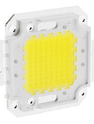 cheap -DIY 80W 6350-6400LM 2400mA 6000-6500K Cool White Light Integrated LED Module (30-36V)