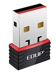 cheap -EDUP EP-N8508 802.11b/g/n 150Mbps Wireless USB Adapter