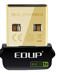 EDUP EP-N8508GS IEEE802.11b/g/n 150Mbps Wireless USB Network Adapter Dongle