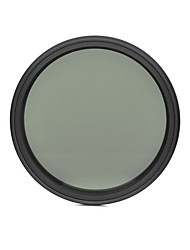 fotga® 49mm schlank Fader ND-Filter variabel einstellbar Neutraldichte ND2 zu ND400