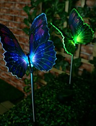 cheap -1pc Lawn Lights 1 LED Beads High Power LED Decorative Multi Color