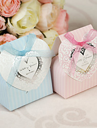 cheap -Cuboid Card Paper Pearl Paper Favor Holder With Bow Favor Boxes-12
