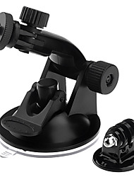 cheap -Suction Cup Tripod Mount / Holder For Action Camera Gopro 6 Gopro 5 Gopro 3 Gopro 2 Plastic