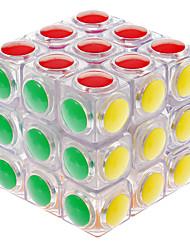 baratos -Rubik's Cube 3*3*3 Cubo Macio de Velocidade Cubos mágicos Cubo Mágico Nível Profissional Velocidade Dom Clássico Para Meninas