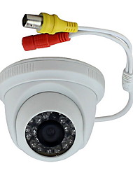 cheap -700TVL 1/4 CMOS IR-CUT(Day and night switching function) CCTV IR Dome camera HD YS-8813CC