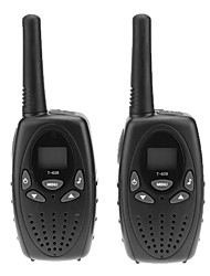economico -5 km Pair Twin 2-Way 2 Two-Way Radio Walkie Talkie radio bidirezionale T-628 Set