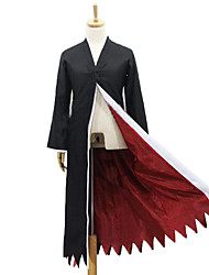 cheap -Inspired by Cosplay Cosplay Anime Cosplay Costumes Cosplay Suits Patchwork Long Sleeve Cloak For
