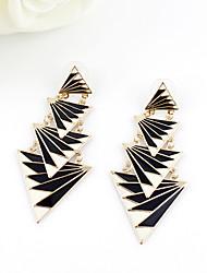Kayshine Fashion trekanter Øreringe