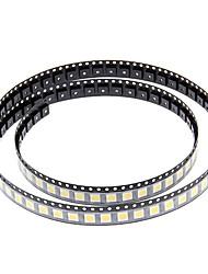 DIY 5050SMD 10-17LM 3000-3500K теплый белый свет Светодиодные Чип (2.8-3.6V/100pcs)