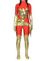 economico -Costumi zentai Tutina aderente Ninja Costumi Zentai Costumi Cosplay Con stampe Calzamaglia/Pigiama intero Costumi Zentai Lycra e Spandex