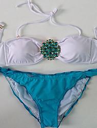 povoljno -Žene Bikini - Jedna barva, Gaće