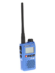 economico -Baofeng UHF / VHF 400-470/136-174MHz 2W Dual Band 99 Canali Two Way Radio Walkie Talkie Interphone