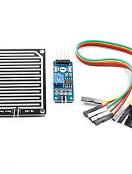 cheap -CG05SZ-063 Rain Sensor for (For Arduino) (Works with official (For Arduino) Boards)
