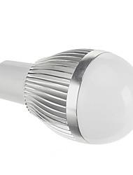 Недорогие -SENCART 1шт 5 W 358 lm GU10 Круглые LED лампы 1 Светодиодные бусины COB Холодный белый 85-265 V