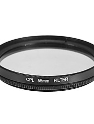 CPL Filter for Camera (55mm)
