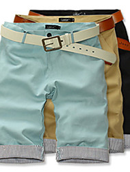 HPXZ Casual Loose Fit 1/2 Lang Bomuld korte bukser 6425
