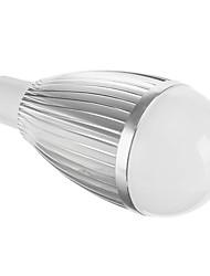 Недорогие -1шт 7 W 359 lm GU10 Круглые LED лампы 1 Светодиодные бусины COB Тёплый белый 85-265 V