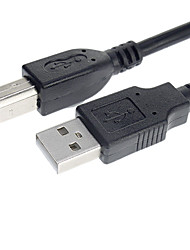 cheap -Copper USB2.0 Printer Cable (A to B, Black)