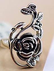 abordables -Femme Anneau de déclaration - Alliage Roses, Fleur Personnalisé, Rétro, Victorien 8 Pour Soirée / Quotidien